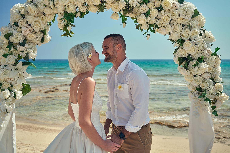 Photos of wedding F&Cs